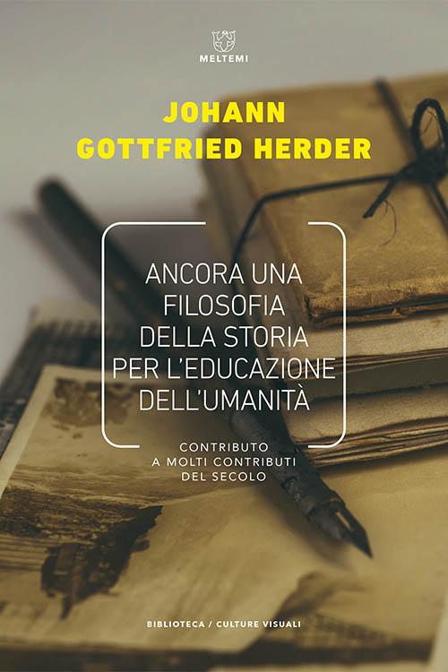 biblioteca-cult-visuali-Gottfried Herder-filosofia-storia-umanit